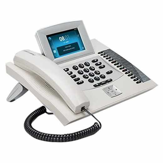 AUERSWALD COMfortel 2600 SIP Telefon für den Tischbetrieb weiß - wie neu