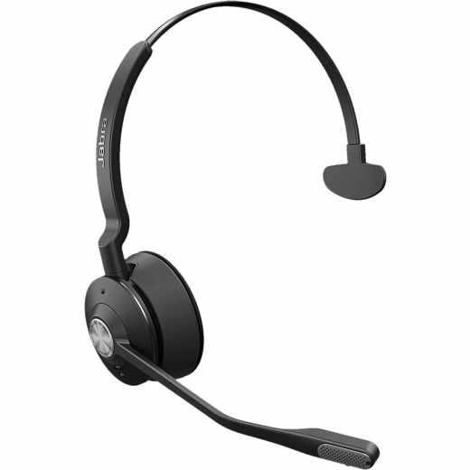 Jabra Engage 65 Mono Headset monaural Wireless DECT für Softphone schwarz - wie neu