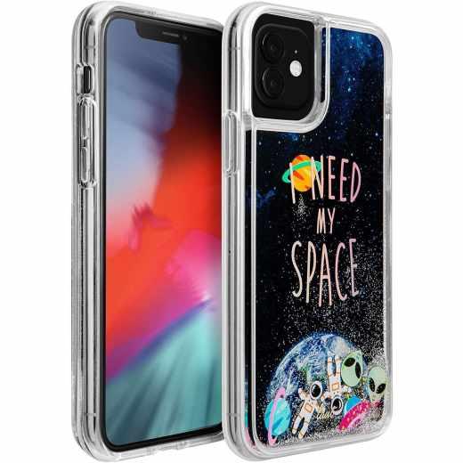 LAUT Liquid Glitter Space für iPhone 11Pro Schutzhülle - neu