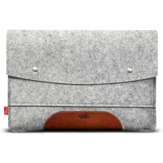 Pack & Smooch Hampshire Schutzhülle für iPadPro 10,5 Zoll Tasche grau - neu