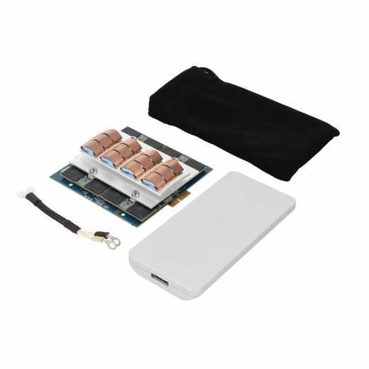 OWC 1 TB Aura Solid State Drive SSD interne SSD Speichermedium - sehr gut