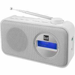 Dual DAB 84 Kofferradio Portables Digitalradio DAB+ UKW...