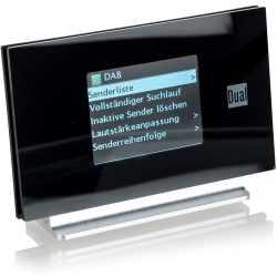 Dual IR 3A Internet Radio-Adapter Bluetooth schwarz - wie neu