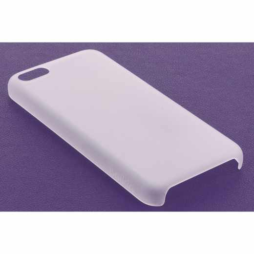 Belkin Ultra Thin Backcover iPhone 5c Schutzhülle tranzulent