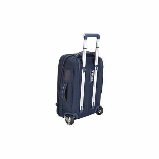Thule Crossover Carry On Trolley Rollkoffer Reisekoffer 38L blau