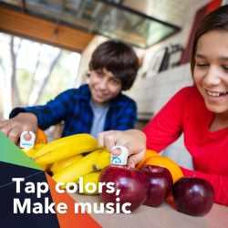 Sphero Specdrums 2 Rings Set musikalische Ringe weiß - sehr gut