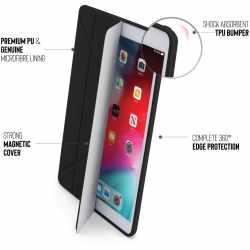 Pipetto Origami Schutzhülle 10.5 Zoll Case für iPad Air 2019 schwarz - sehr gut
