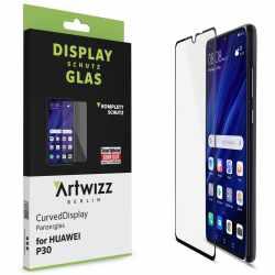 Artwizz CurvedDisplay Schutzglas für Huawei P30 transparent - neu