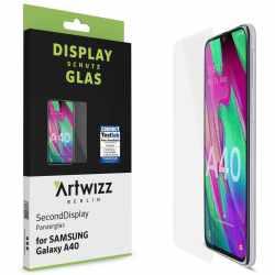 Artwizz Second Display Schutzglas für Samsung Galaxy...