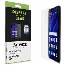 Artwizz SecondDisplay Schutzglas für Huawei P30...