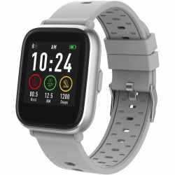Denver Smartwatch SW-161 Fitnessuhr Aktivitätstracker grau - wie neu
