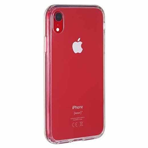 StilGut Hybrid Case Schutzhülle für iPhone XR klar - neu