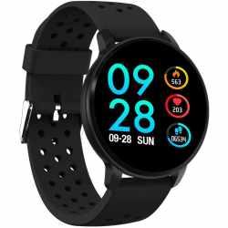 Denver Bluetooth Smartwatch SW-170 Fitnesstracker schwarz - sehr gut