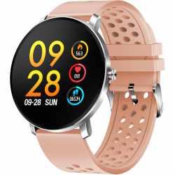 Denver Bluetooth Smartwatch SW-171 Fitnessuhr rose - wie neu
