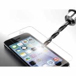 Networx Schutzglas für iPhone 5,5S, 5C, SE (2. Generation) Displayschutz klar - wie neu