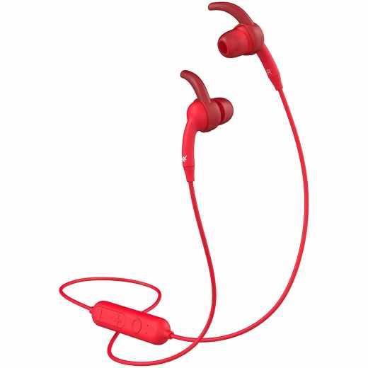 iFrogz Earbud Free Rein 2 Headset Kopfhörer rot - sehr gut