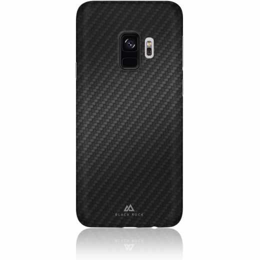 Black Rock Schutzhülle Case Samsung Galaxy S9 schwarz - neu