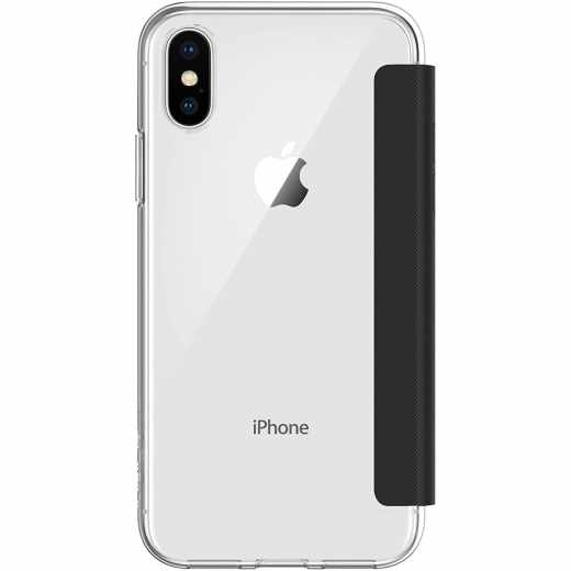 Incipio NGP Folio Schutzhülle Case für iPhone X und 10 schwarz - neu