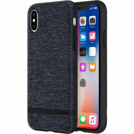 Incipio Esquire Series Schutzhülle Case für iPhone X und 10  blau - neu