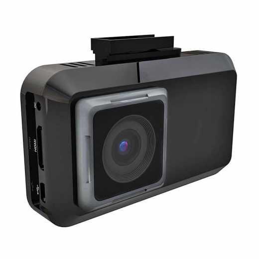 iON DashCam 1041 Autokamera Dash Cam Super-HD Wi-Fi Video MicroSD Kamera schwarz