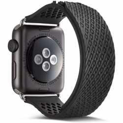 Networx Watch Silikonarmband für Apple Watch 38/40...