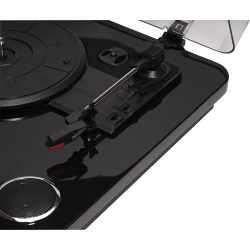 Denver USB Plattenspieler VPL-200 schwarz - sehr gut