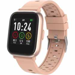 Denver Bluetooth Smartwatch SW-161 Fitnessuhr rose