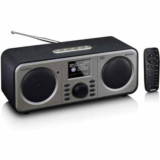 Lenco DAR030 DAB Plus Radio mit CD Player Digital Radio - sehr gut