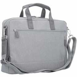 Jost Bergen Business Bag Aktentasche Notebooktasche grau...