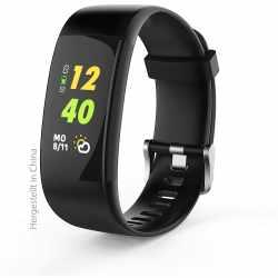 swisstone Fitnesstracker SW 650 Pro Fitnessuhr GPS...