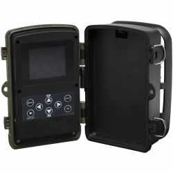 Denver Wildkamera FullHD Kamera mit Bewegungssensor...