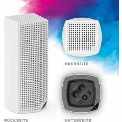 Linksys Velop Modular Wi-Fi System AC4400 2 Pack WLAN...