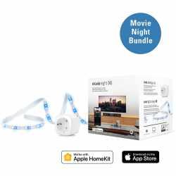 Eve Movie Night Bundle LED Lichtstreifen Light Strips und...