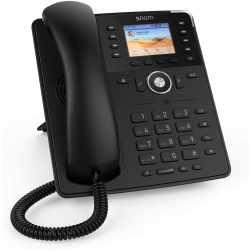 Snom D735 IP Telefon Festnetztelefon 2,7-Zoll-TFT-Display...