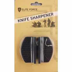 Elite Force Knife Sharpener kompakt Messerschärfer...