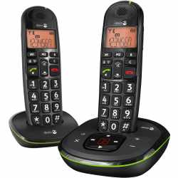 Doro PhoneEasy 105wr Duo schnurloses Telefon...