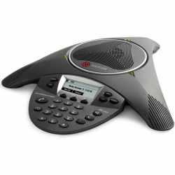 Polycom Konferenztelefon SoundStation IP 6000 schwarz