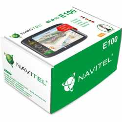 NAVITEL E100 Navigationsgerät GPS 5 Zoll...