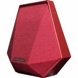 Dynaudio Music 1 Kabelloses Musiksystem WLAN Lautsprecher Bluetooth Box rot