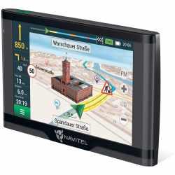 Navitel E500 TMC GPS Navi Navigationsgerät 5 Zoll...