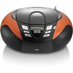 Lenco SCD-37 UKW-Radio mit CD-Player & USB CD-Radio...