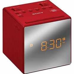 SONY Uhrenradio mit LED Display Radiowecker Radiorekorder...