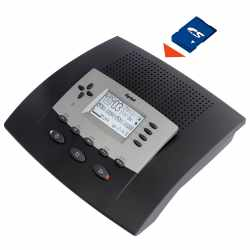 tiptel 545 SD Call Manager digitaler Anrufbeantworter...