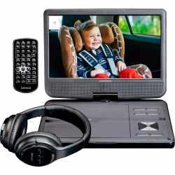 Lenco DVP-1017 10 Zoll DVD-Player & Fernbedienung...