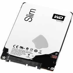 Western Digital Blue WD10SPCX  Slim Version interne...