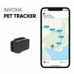 Invoxia Pet Tracker GPS Tracker für Hunde Katzen...