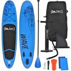 in.tec Stand Up Paddle Board Aufblasbar 305 cm...