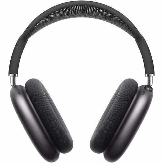 Apple AirPods Max Bügelkopfhörer Bluetooth-Kopfhörer spacegrey
