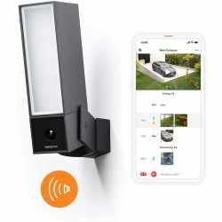 Netatmo Smart Outdoor Camera Überwachungskamera mit...