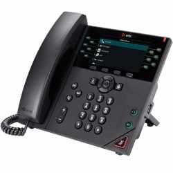Polycom VVX 450 SIP VoIP-Telefon schnurgebunden (ohne...
